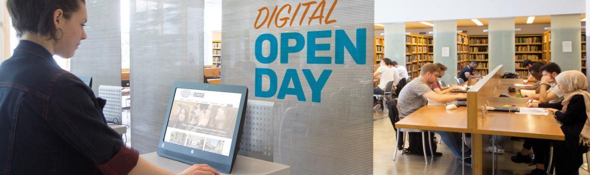 Permanent Digital Open Day